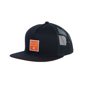 Billabong Stacked Trucker Hat - Navy