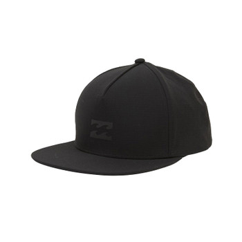 Billabong Surftrek Snapback Hat - Black