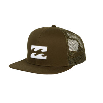 Billabong All Day Trucker Hat - Military