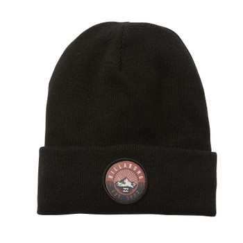 Billabong Disaster Polar Beanie - Black