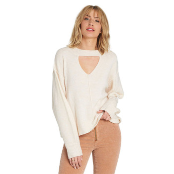 Billabong Without A Crew Sweater - Canvas