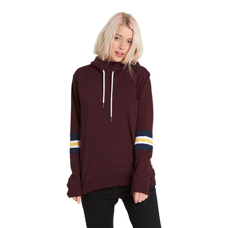 Element Amour Hoodie - Wine