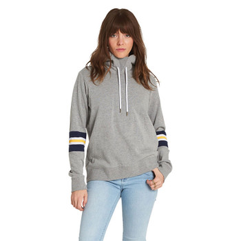 Element Amour Hoodie - Grey Heather