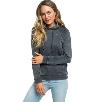 Roxy True Harmony C Hoodie - True Black