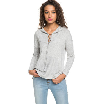 Roxy Cozy Hoodie - Heritage Heather
