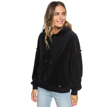 Roxy Mellow Dawn Hoodie - True Black