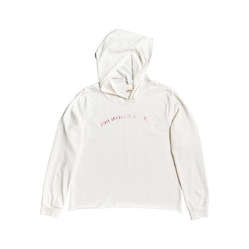 Roxy You Had Me at Aloha Hoodie - Marshmallow