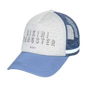 Roxy Dig This Trucker Hat - Heritage Heather