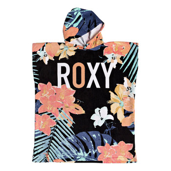 Roxy Girl Pass This On Printed Changing Towel - True Black Uluwatu