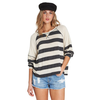 Billabong Head Long Sleeve Top - Oatmeal