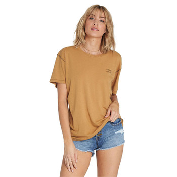 Billabong Beach Daze Tee - Beeswax