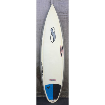 Used Surftech Stretch 5'10 Surfboard