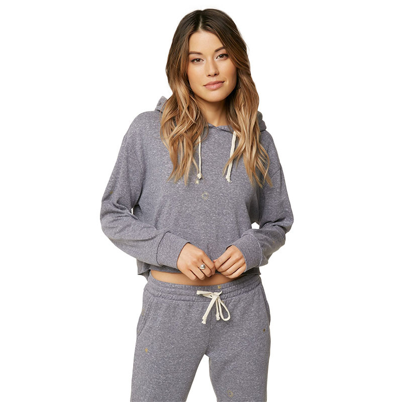 best website a537b 27bc6 O'Neill Allendale Hooded Pullover - Heather Gray