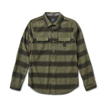 Roark Revival Diablo Flannel - Military