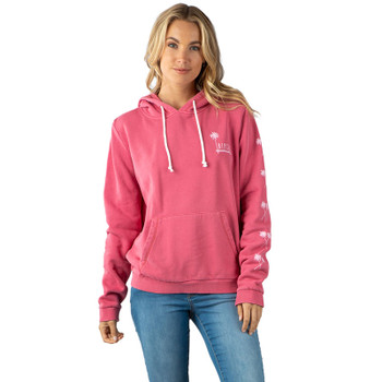 Rip Curl On Shore Hoodie - Raspberry