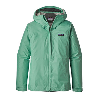 Patagonia Women's Torrentshell Jacket - Vjosa Green