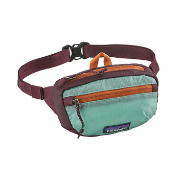 Patagonia Lightweight Travel Mini Hip Pack - Dark Currant