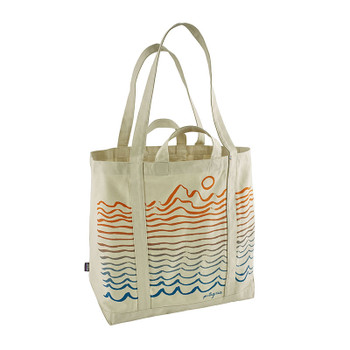 Patagonia All Day Tote - Wavy Maybe