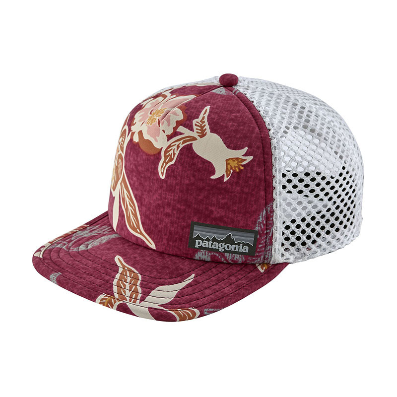 Patagonia Duckbill Trucker Hat - Arrow Red  52a3cac2830