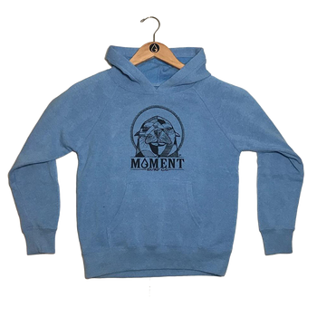 Moment Sea Lion Youth Pullover Hoodie - Pacific Heather
