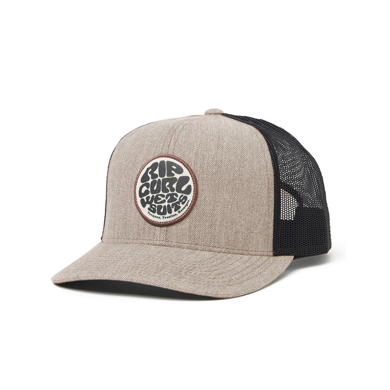 9cf147ae146d14 Rip Curl Supreme Wettie Trucker Hat - Beige | Moment Surf Company