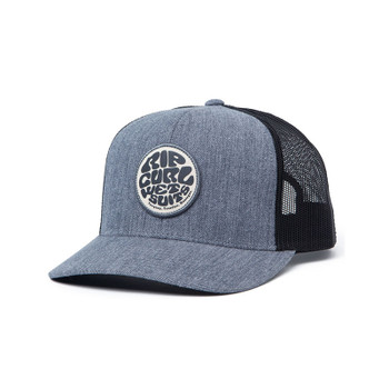 Rip Curl Supreme Wettie Trucker Hat - Charcoal