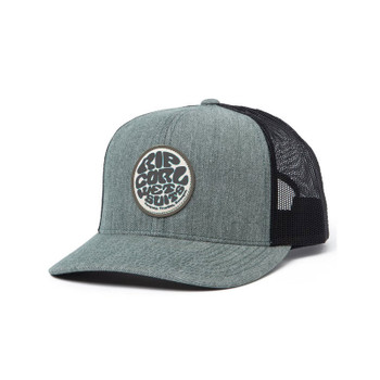 Rip Curl Supreme Wettie Trucker Hat - Green