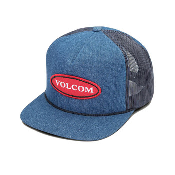404baf11276cc5 Volcom Logger Cheese Snapback Hat - Sand Brown | Moment Surf Company