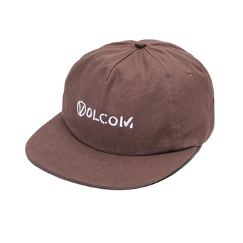 Volcom Old Punker Hat - Bordeaux Brown