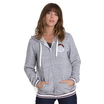 Element Arctic Hooded Fleece - Grey Heather