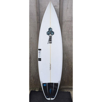 "Used Channel Islands Fever 6'1"" Surfboard"