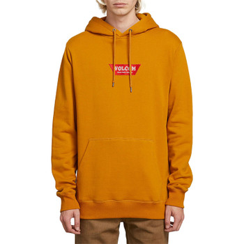 Volcom Supply Stone Pullover Hoodie - Camel