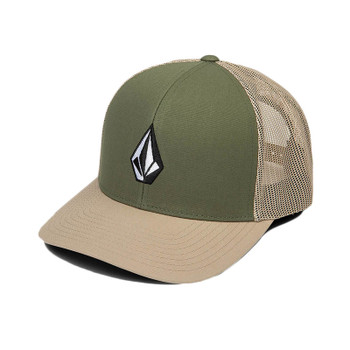 Volcom Full Stone Cheese Hat - Dark Olive