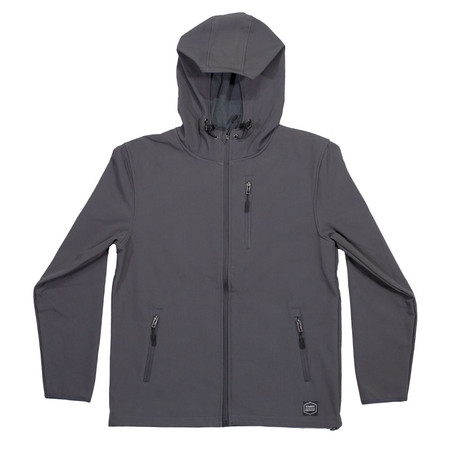 Moment Of Discovery Tech Jacket - Dark Charcoal