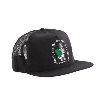 Dark Seas Guey Hat - Black