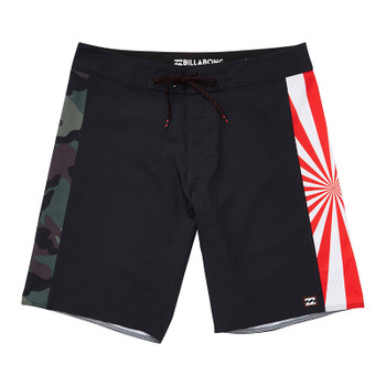 Billabong DBah AI Pro Boardshorts - Black