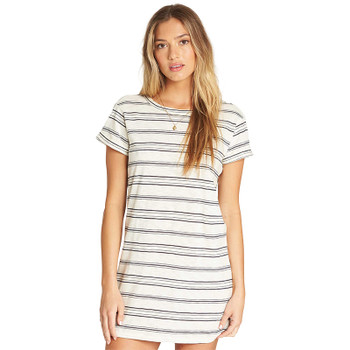 1b4413aea7 Billabong Coast To Coast Tee Dress - White Cap
