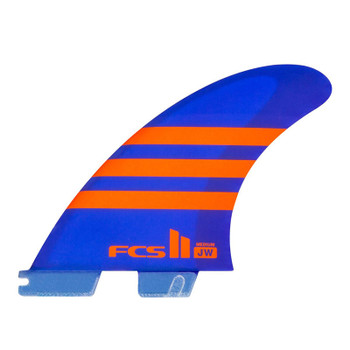 FCS II JW PC AirCore Tri Fin Set - Large
