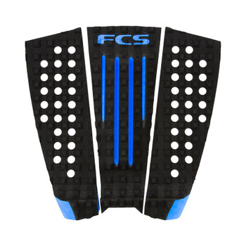 FCS Juilan Wilson Traction Pad - Black / Blue