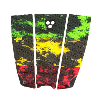 Gorilla Grip Kyuss King Traction Pad - Rasta