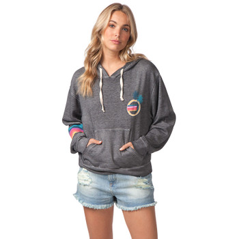 Rip Curl Golden Haze Hoodie - Heather Grey