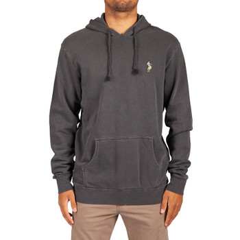 Rip Curl Icons Pullover Hoodie - Charcoal