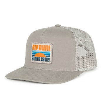 Rip Curl Panorama Trucker Hat - Grey