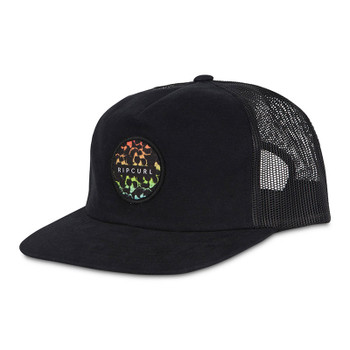 Rip Curl Mason Haze Trucker Hat - Black