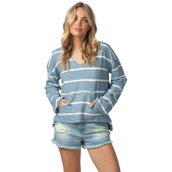 Rip Curl Surf Essentials Pullover - Blue