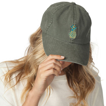 Rip Curl Beach Stitch Cap - Army