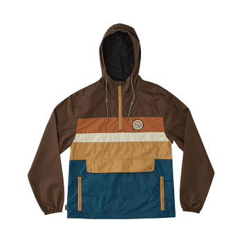 HippyTree Portola Windbreaker - Brown