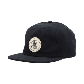 HippyTree Bones Hat - Black