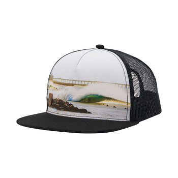 HippyTree Newport Hat - Black