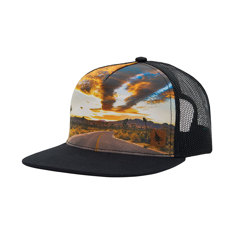 e21a9f819c8 HippyTree Hidden Valley Hat - Black